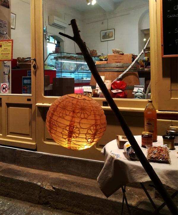 Dégustation - épicerie fine salon dégustation Anduze